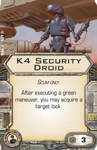 [X-Wing]Deutsche Aufrüstungskarten Übersicht K4-security-droid