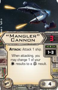 [X-Wing]Deutsche Aufrüstungskarten Übersicht Mangler-cannon