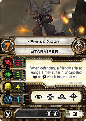 Wave VI - Scum and Villainy - NEWS !!! ONLY !!! Prince-xizor