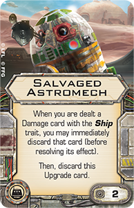 Wave VI - Scum and Villainy - NEWS !!! ONLY !!! Salvaged-astromech