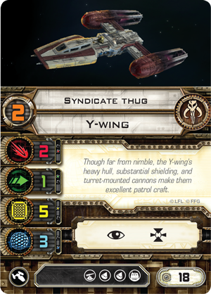 Wave VI - Scum and Villainy - NEWS !!! ONLY !!! Syndicate-thug