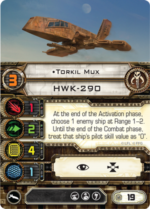 Wave VI - Scum and Villainy - NEWS !!! ONLY !!! Torkhil-mux