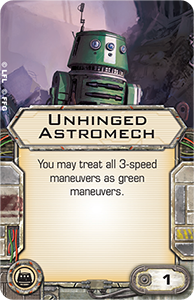 Wave VI - Scum and Villainy - NEWS !!! ONLY !!! Unhinged-astromech