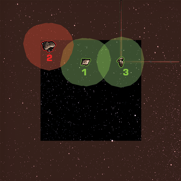 asteroid x wing placement - photo #8