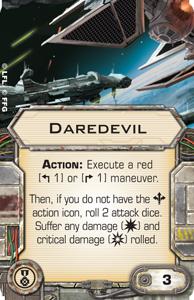 [X-wing] FAQ, erratas & Règles de tournois Daredevil