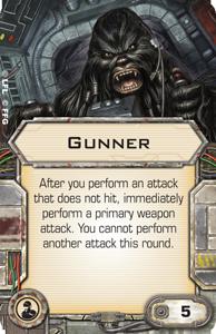 [X-wing] FAQ, erratas & Règles de tournois Gunner