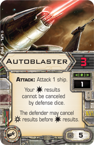 FFG News: B-Wing und Tie-Bomber Preview Autoblaster