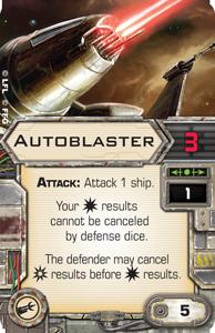 FFG News: B-Wing und Tie-Bomber Preview Autoblaster
