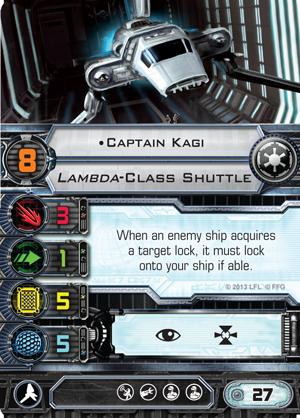 B-Wing, Lambda + Ausrüstung schon gesehen? Captain-kagi