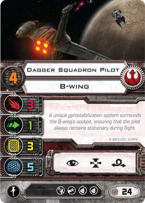 FFG News: B-Wing und Tie-Bomber Preview Dagger-squadron-pilot