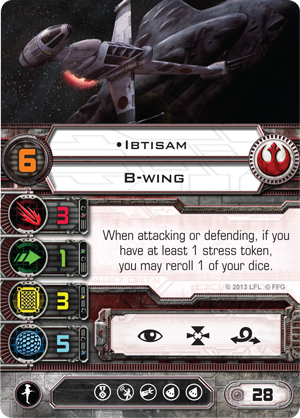 FFG News: B-Wing und Tie-Bomber Preview Ibtisam