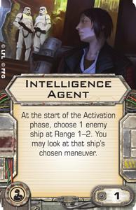 B-Wing, Lambda + Ausrüstung schon gesehen? Intelligence-agent
