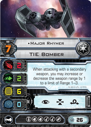 FFG News: B-Wing und Tie-Bomber Preview Major-rhymer