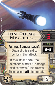 Billige Raketen Ion-pulse-missiles