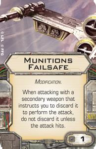 Die Flechette Torpedos [Taktische Auswertung] Munitions-failsafe