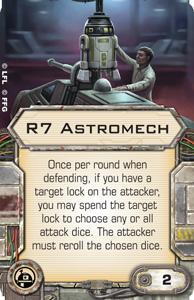 [Taktische Auswertung] R7 R7-astromech