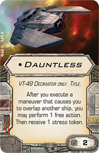 Wave V - NEWS  !!! ONLY !!! Dauntless