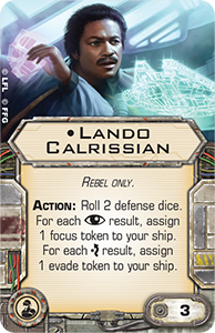 Wave V - NEWS  !!! ONLY !!! Lando-calrissian