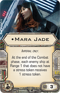 Wave V - NEWS  !!! ONLY !!! Mara-jade