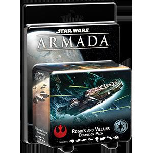 Star Wars Armada - Rogues and Villains
