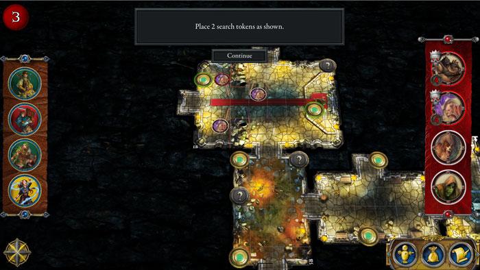 Road to Legend - Fantasy Flight Games