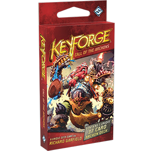 KeyForge: Call of the Archons: Archon Deck -  Fantasy Flight Games