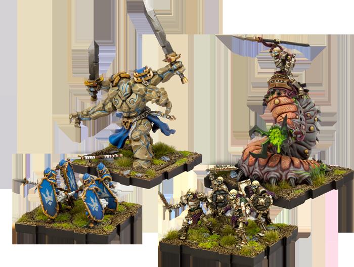 Runewars Miniatures Game - Fantasy Flight Games