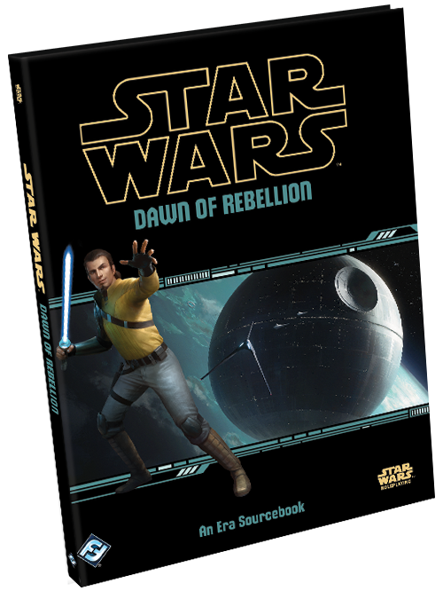 Star Wars RPG: Dawn of Rebellion