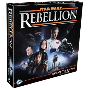 Rise of the Empire Expansion: Star Wars Rebellion -  Fantasy Flight Games