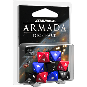 Fantasy Flight Games: Star Wars Armada Dice Pack (T.O.S.)