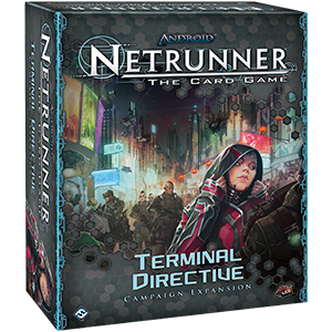 Terminal Directive: Android Netrunner LCG -  Fantasy Flight Games