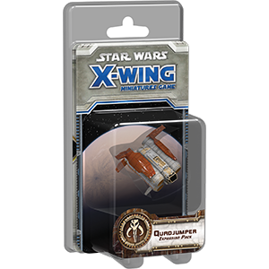 Quadjumper Expansion Pack: X-Wing -  Fantasy Flight Games