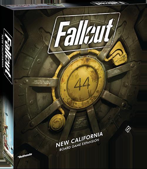 New California Fantasy Flight Games