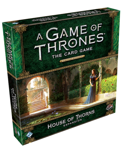 A Game of Thrones LCG: House of Thorns Nobles Preview