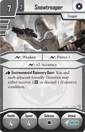 Return to Hoth Snowtrooper