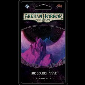 The Secret Name Mythos Pack: Arkham Horror -  Fantasy Flight Games