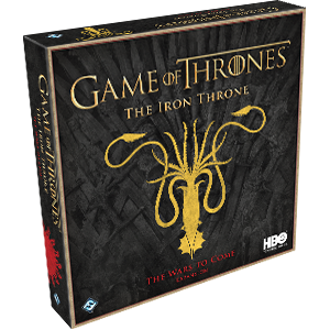 The Wars to Come: The Iron Throne: HBO Game of Thrones -  Fantasy Flight Games