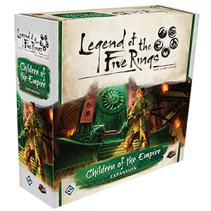 Children of the Empire L5R LCG -  Fantasy Flight Games