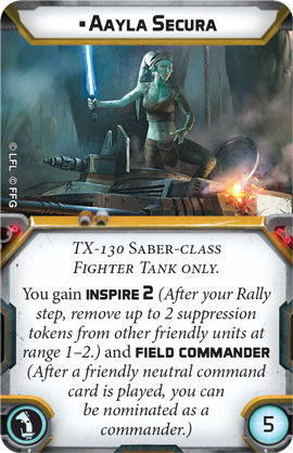 TX-130 Saber Tank - Unit Guide 5