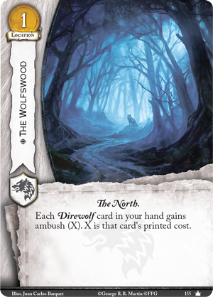 [JCE/LCG] Le Trône de Fer/A Game of Thrones 2nd Edition - Page 4 The-wolfswood
