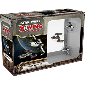 X-Wing: Most Wanted -  Fantasy Flight Games