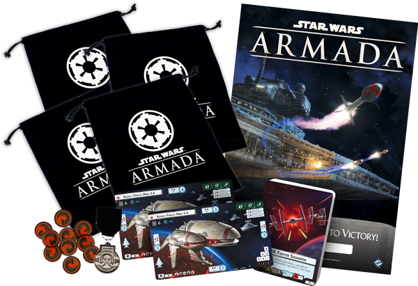 Star Wars Armada 2017 Q1 Tournament Kit