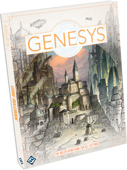 Genesys RPG: Character Creation