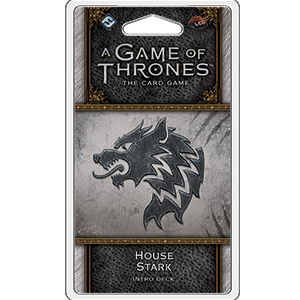 House Stark Intro Deck: Game of Thrones -  Fantasy Flight Games