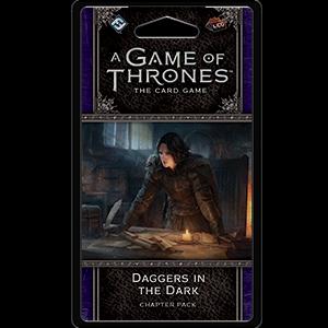 Daggers in the Dark Chapter Pack: AGOT LCG -  Fantasy Flight Games