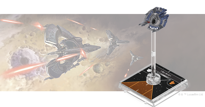 Star Wars X-Wing Expansiones Droid Tri-Fighter Pack novedades GEN CON 2020. Fantasy Flight Games in flight 2020