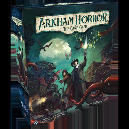 Arkham Horror The Card Game: Revised Core Set -  Fantasy Flight Games