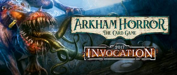Image result for arkham horror lcg