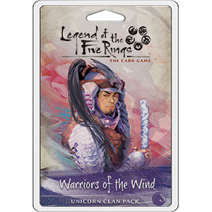 Warriors of the Wind: L5R LCG -  Fantasy Flight Games