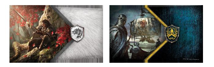 [JCE/LCG] Le Trône de Fer/A Game of Thrones 2nd Edition - Page 14 Stark-greyjoy